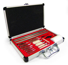 27 Pc Deluxe Aluminium Gun Cleaning Kit