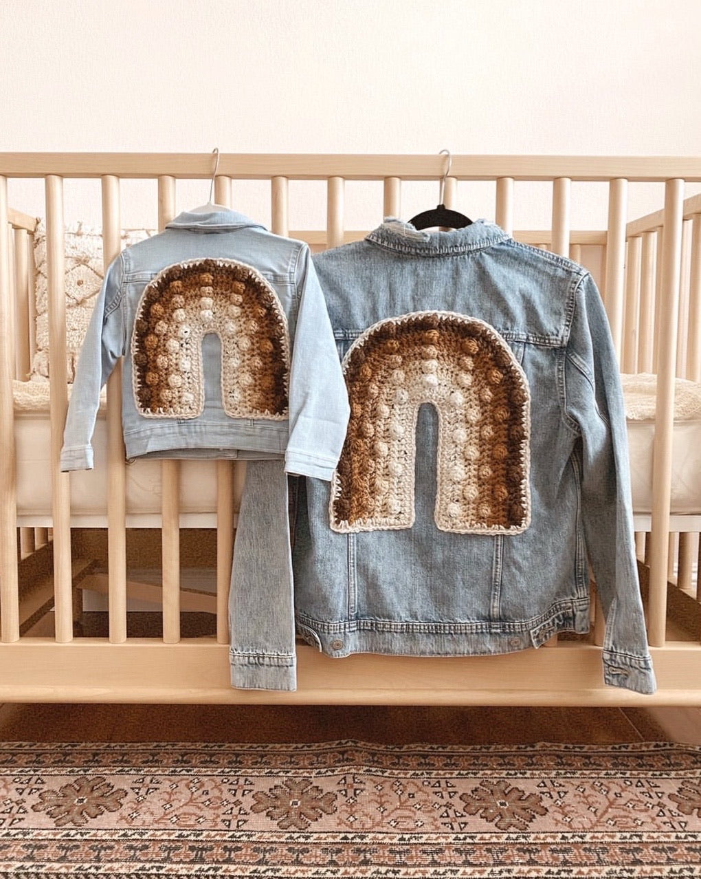 Build Your Own Billie Blue Jean Jacket