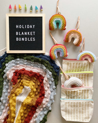 HOLIDAY BLANKET BUNDLE