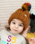 Load image into Gallery viewer, Boh Ribbed Beanie