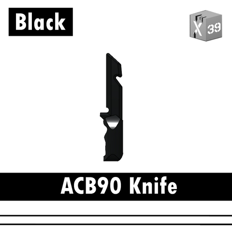 ACB-90 Combat Knife