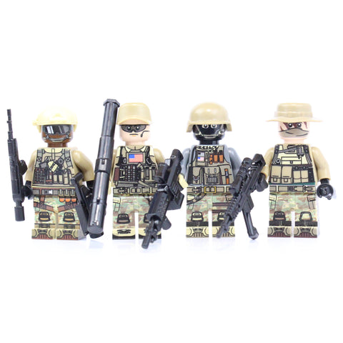 American Battle Pack