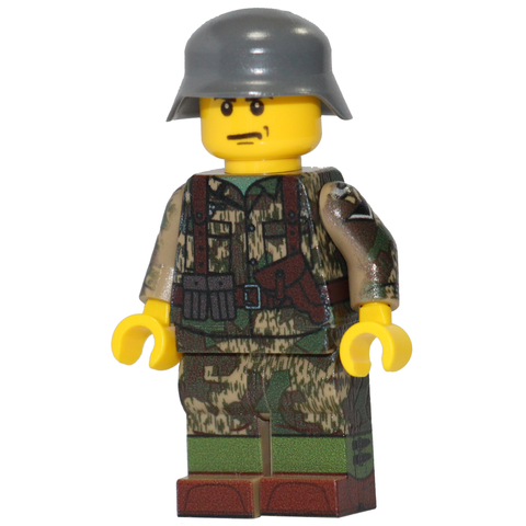Splinter Camo German Officer
