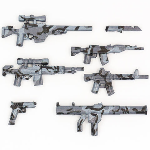 Urban Camo Weapon Pack