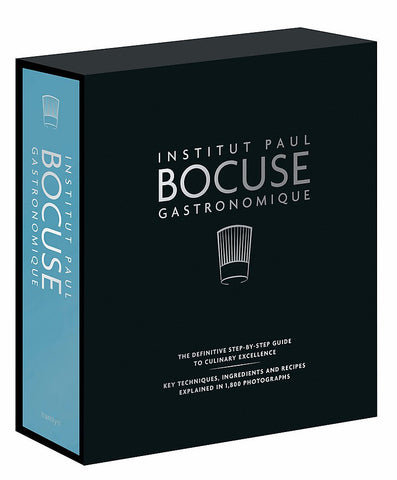 Institut Paul Bocuse Gastronomique cookbook