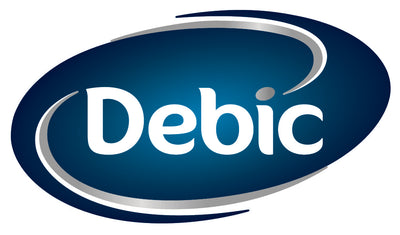 Debic logo embroidery by Chef Skills HK