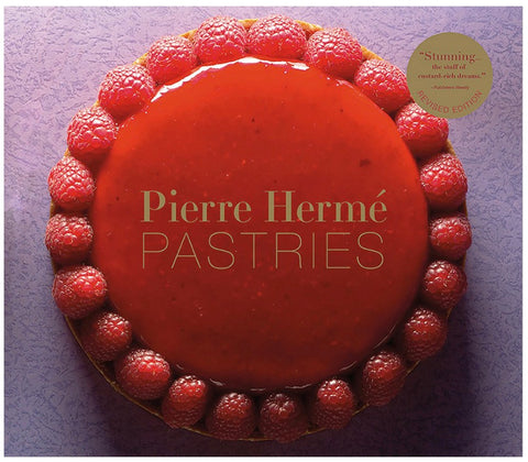 ierre Herme pastries cookbook. Master pastry chef Pierre Herme shares his classical French pastry and other definitive desserts from around the world.