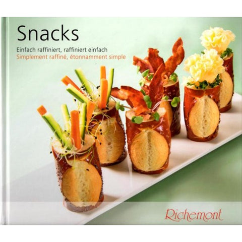 Snacks: Simply skillful, ingeniously simple
