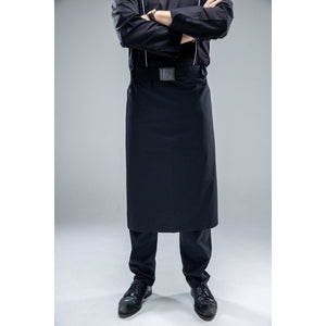 NATICK Chef Apron Bistro with Elastic Belt - Chef Skills Hk