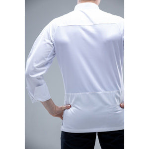 OCAINAS Executive Chef Coat Long Sleeves - Chef Skills Hk