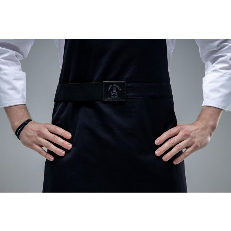 ChefSkillsHK NATICKI Smart Apron with smart belt black US$76