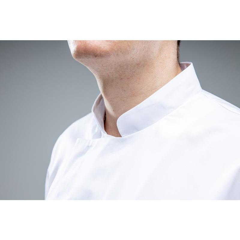 WAYANAS Executive Chef Coat Short Sleeves - Chef Skills Hk