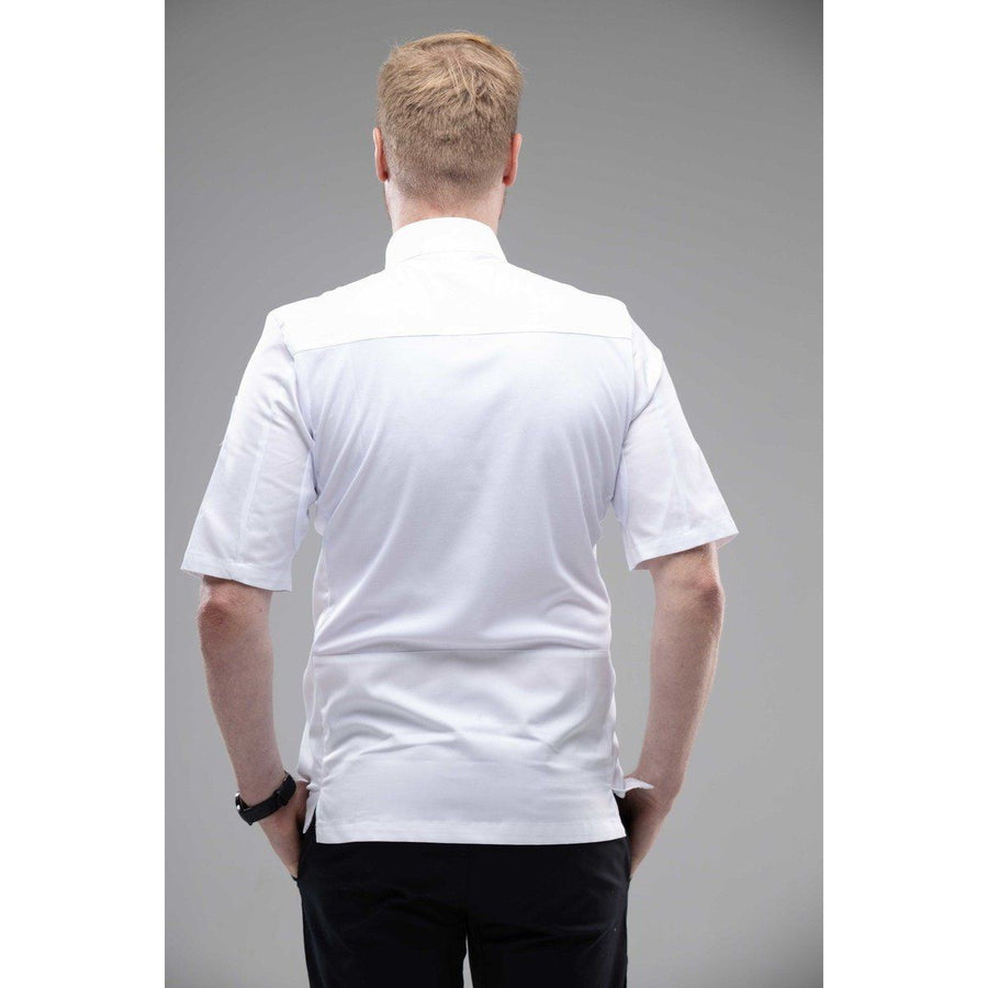 ACOMA Premium Chef Coat Short Sleeves - Chef Skills Hk