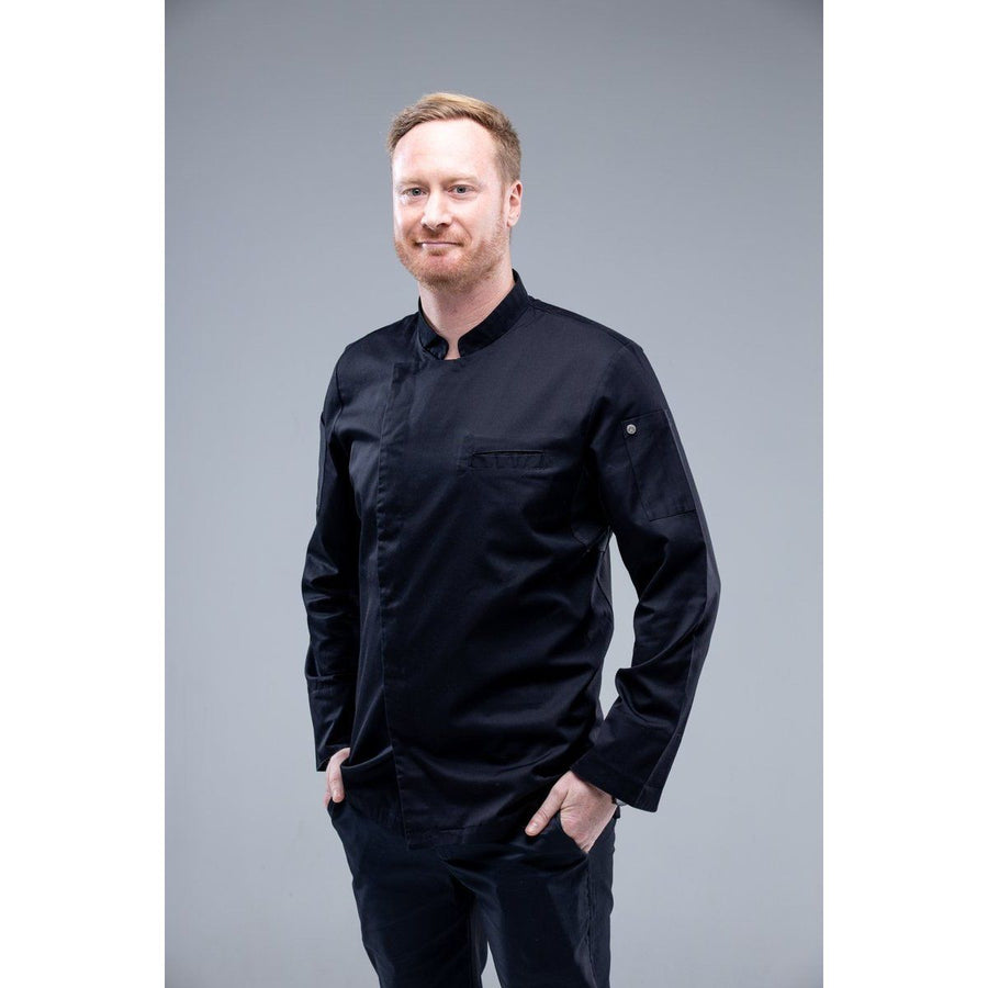 WAYANAS Executive Chef Coat Long Sleeves - Chef Skills Hk