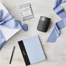 Load image into Gallery viewer, curated_corporate_gift_box_desk_notebook_coffee_insulated_tumbler_screen_wipes