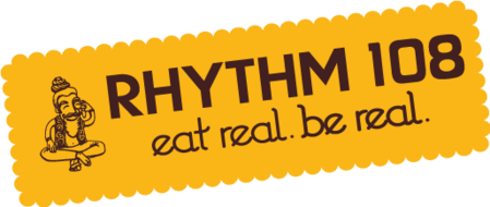Rhythm108 - Eat Real, Be Real.