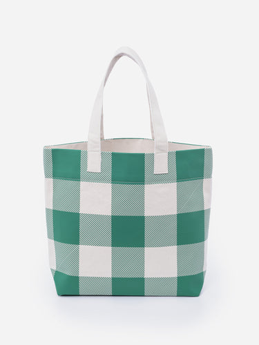 Venice Bag Green Check