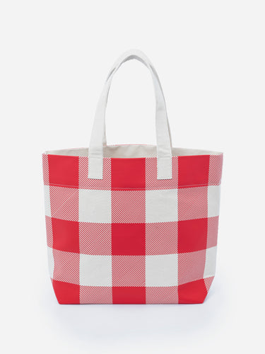 Venice Bag Red Check