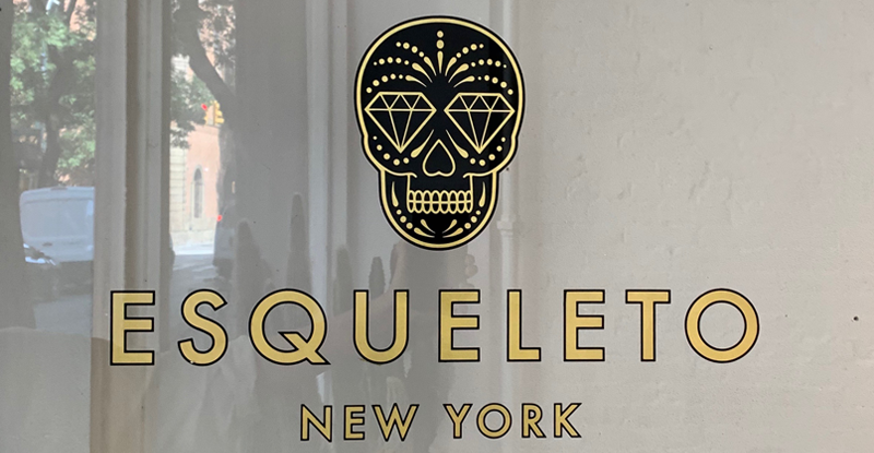 GRAND OPENING: ESQUELETO NYC