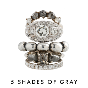 5 Shades Of Gray stack of the week