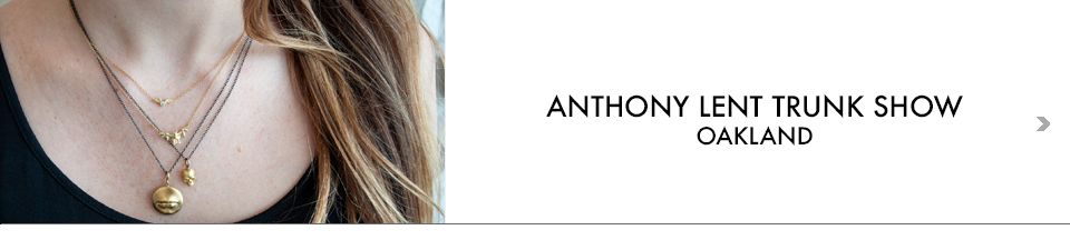ANTHONY LENT TRUNK SHOW