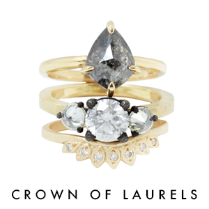 CROWN OF LAURELS