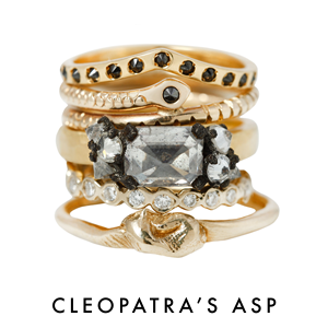 Cleopatra's Asp stack of the week