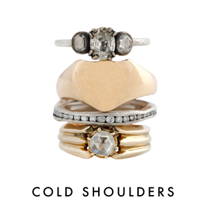 Cold Shoulders stack of the week