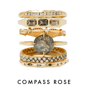 Compass Rose stack of the week