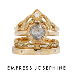 Empress Josephine Stack of the Week