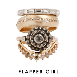 Flapper Girl Stack of the Week