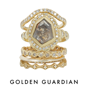 Golden Guardian stack of the week