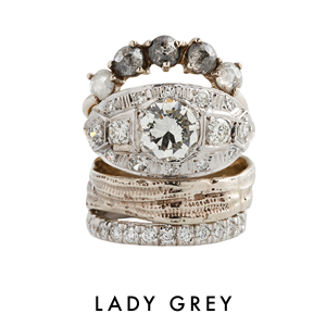 Lady Grey stack of the week