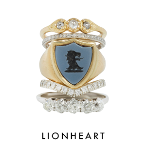 Lionheart stack of the week