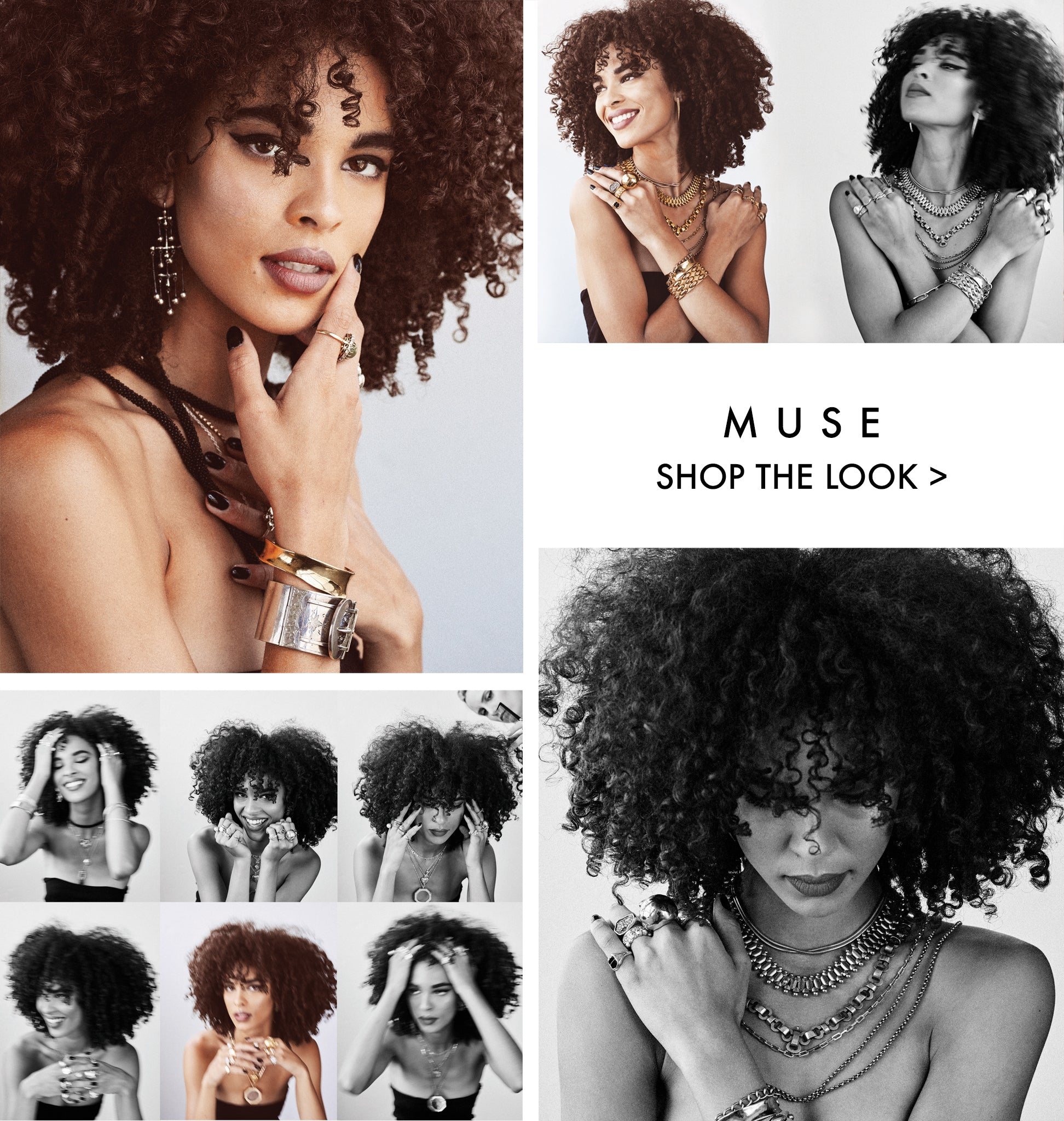 MUSE THE LOOKBOOK
