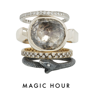 Magic Hour stack of the week