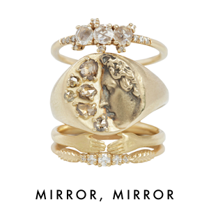Mirror, Mirror stack of the week