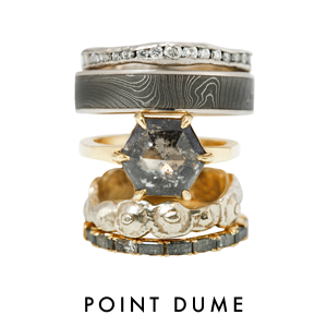 Point Dume stack of the week