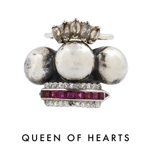 Queen of Hearts Stack of the Week