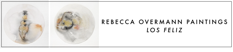 Rebecca Overmann paintings event listing