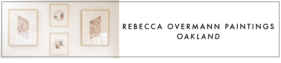 Rebecca Overmann watercolor paintings