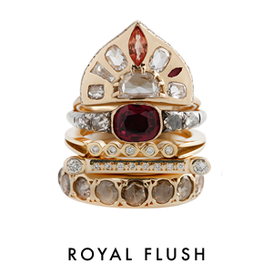 Royal Flush stack of the week