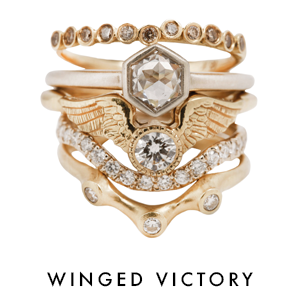 Winged Victory Stack of the Week