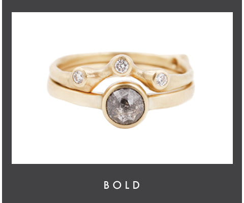 BOLD WEDDING SETS