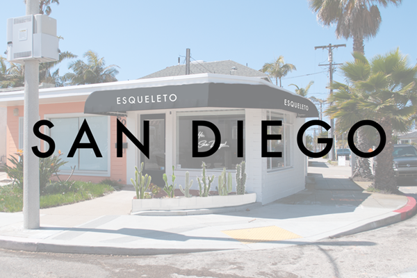 San Diego location page