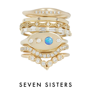 Seven Sisters stack of the week