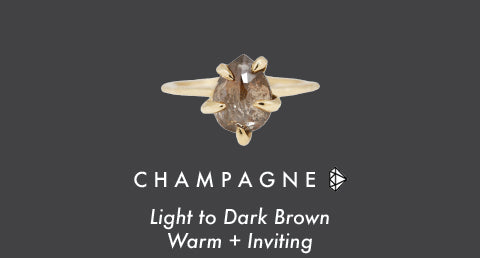 SHOP CHAMPAGNE DIAMONDS