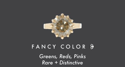 SHOP FANCY COLOR DIAMOND WEDDING RINGS