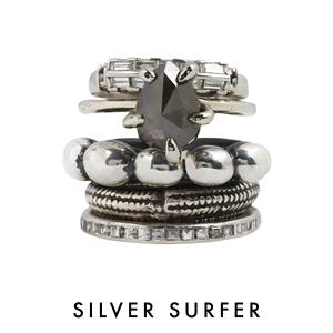 Silver Surfer Stack of the Week
