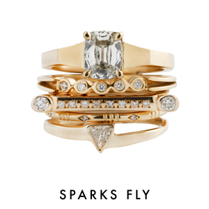 Sparks Fly stack of the week
